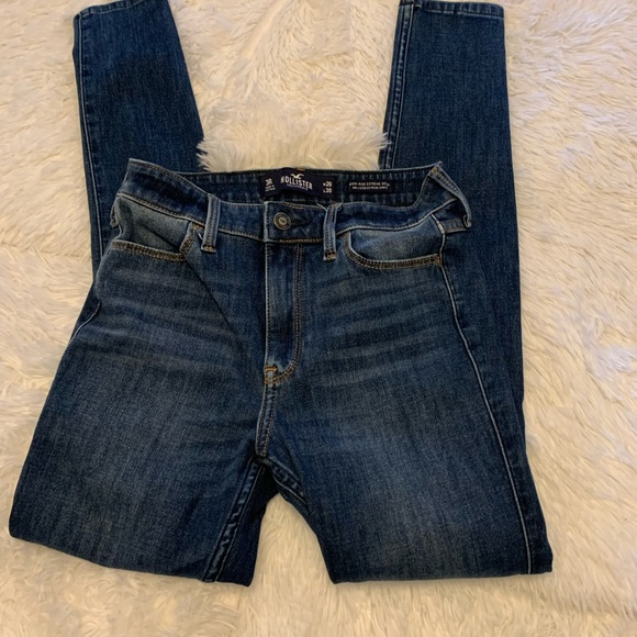 Hollister Denim - Hollister High Waist Extreme Skinny & Stretch